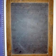 TABLITA FOARTE VECHE PENTRU SCRIS /SCOALA