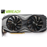 Placa video Zotac GeForce GTX 1080, 8GB GDDR5 (256 Bit), Ice Storm HDMI, DVI-D, 3xDP