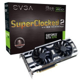 Placa video EVGA 08G-P4-6573-KR, GF GTX 1070, SC2, GAMING, 8GB, GDDR5