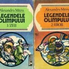 Alexandru mitru legendele olimpuluiu