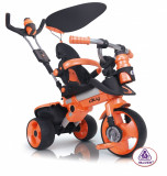 Tricicleta pentru copii Injusa City Orange