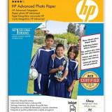 Hartie foto HP Q8698A - A4 lucioasa, 50 coli