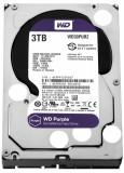 Hard disk Western Digital New Purple 3TB SATA-III IntelliPower 64MB WD30PURZ