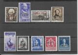 Lot timbre Trieste, MNH, Stampilat