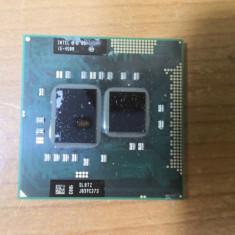 CPU laptop Intel Core i5-450M SLBTZ 2.4GHz 3MB Socket G1