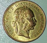 MONEDA DUCAT - REPLICA CRED / NU E DIN AUR -franc ios idg avstriae impera 1915