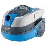 Aspirator Zelmer Aquawelt Plus ZVC762SP, 1700 W, Functie spalare/filtrare, Filtru HEPA, Albastru