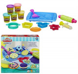 Set Play Doh Sweet Shoppe Cookie Creations Tray, Hasbro