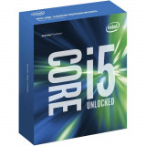 Procesor Intel Kaby Lake Core i5-7600K, Quad Core, 3.80GHz, 6MB, LGA1151, 14nm, BOX