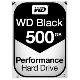 """Hard disk Western Digital Black 500GB 7200RPM 64MB 3.5"""", Western Digital"""