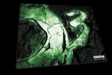 Mousepad Ozone profesional, Rock Edition, verde