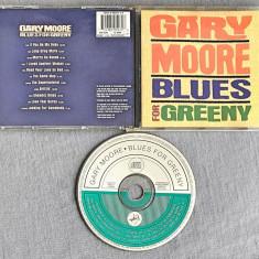 Gary Moore - Blues for Greeny  CD (1995)