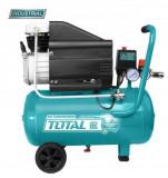 Compresor aer pe ulei - 24L - 8 bar - 1500W (INDUSTRIAL)