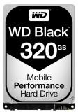 """HDD Laptop Western Digital Black 320GB SATA3 7200RPM 16MB 2.5"""", Western Digital"""