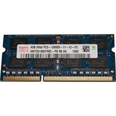 Memorie Laptop Hynix 4GB DDR3 PC3-12800S 1600Mhz