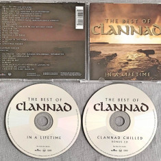 Clannad - The Best of Clannad in a Lifetime 2CD, CD, BMG rec