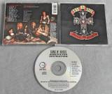 Guns N' Roses - Appetite For Destruction CD (1987), BMG rec