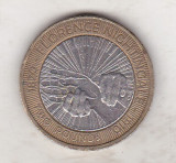 Bnk mnd Anglia 2 lire 2010 bimetal , Florence Nightingale, Europa