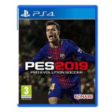 Joc consola Konami Pro Evolution Soccer 2019 PS4