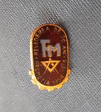 Insigna Promotia 1958 - 1978 - Facultatea de mecanica