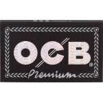 Foite OCB PREMIUM BLACK DOUBLE 70mm