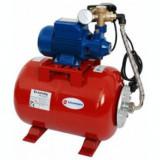 Tricomserv Hidrofor cu pompa periferica, vas inox, PK60/24, 620 W