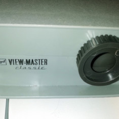 PROIECTOR DIAPOZITIVE CIRCULARE -VIEW MASTER CLASSIC