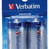 Verbatim Acumulator Verbatim Premium, 2x D LR20 blister