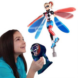 Jucarie Flying Hero Dc Super Hero Harley Quinn