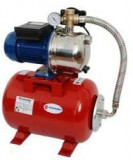Tricomserv Hidrofor cu pompa si vas inox, Jetinox 110/24, 1100 W