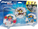 Ingerasi ornamentali de Craciun, Playmobil
