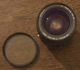 Obiectiv foto Tokina AT-X 28-85mm F/3.5 + filtru Heliopan