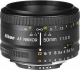 Obiectiv foto DSLR Nikon 50mm f/1.8D AF