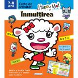 Happy Mat - Inmultirea 7-8 Ani