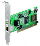 Placa de retea D-Link DGE-528T, PCI 10/100/1000 Mbps