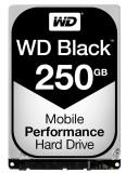 """HDD Laptop Western Digital Black 250GB SATA3 7200RPM 32MB 2.5"""", Western Digital"""
