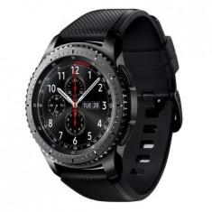 Smartwatch Samsung SM-R760NDAAROM, Gear S3, Frontier, bratara activa silicon, IP68