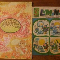 Lot 2 reviste Luminita / R7P5