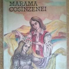 Angela Dumitrescu-Begu - Marama Cosinzenei