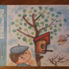 Revista Luminita nr. 4/ 1966 BD Livia Rusz / R7P5
