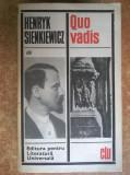 Henryk Sienkiewicz – Quo Vadis