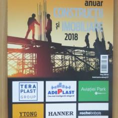 Constructii si imobiliare Anuar 2018 - supliment Ziarul Financiar