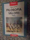 FILOSOFIA VALORII-PETRE ANDREI POLIROM 1997