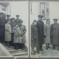 Lot 2 fotografii militari Aviatie// 1941