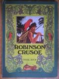 Daniel Defoe - Robinson Crusoe (Ilustratii de Iacob Dezideriu si Catalina Iacob)
