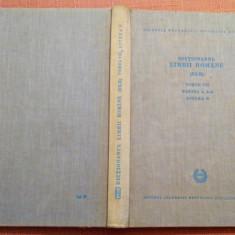 Dictionarul Limbii Romane (DLR). Tomul VII Partea A 2-A Litera O - Ed. Academiei, Alta editura