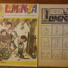 Revista Luminita nr. 9 / 1969 BD + supliment / R7P5