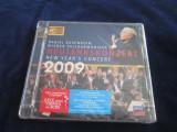 Wiener Philharmoniker / Daniel Barenboim-New Year's Concert 2009_dublu CD_Decca, CD, decca classics