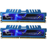 Memorie G.Skill Ripjaws X Blue 8GB DDR3 2133MHZ CL9 1.65v Dual Channel Kit, G.Skill