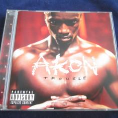 Akon - Trouble _ CD,album _ Universal ( Europa , 2003 ), universal records